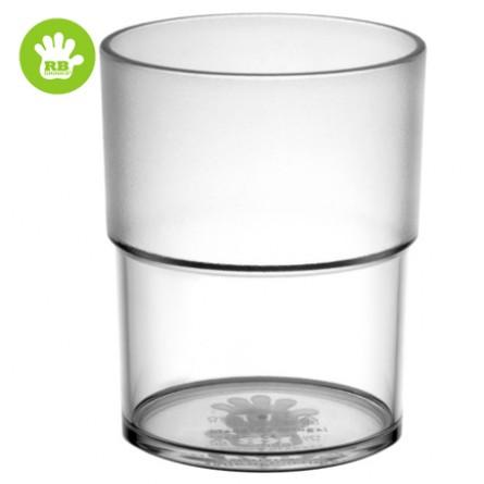 Okrossbartbarn glas 16 cl