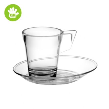 Okrossbart Espressoglas 9 cl
