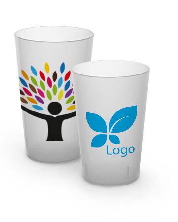 festival krus med logo