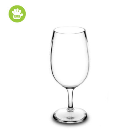 Okrossbart vinglas 18 cl