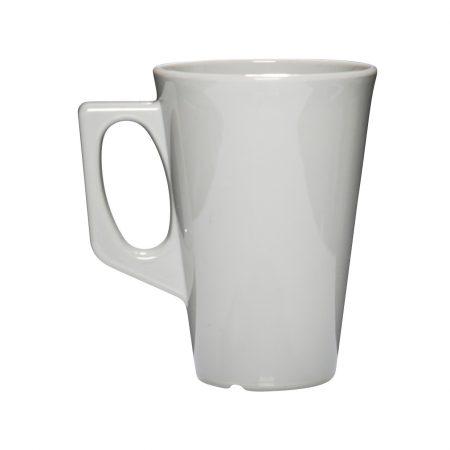 Okrossbart kaffekopp grå 26 cl