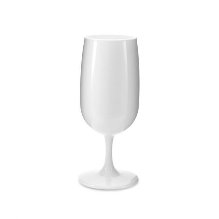 Okrossbart vinglas vit 18 cl
